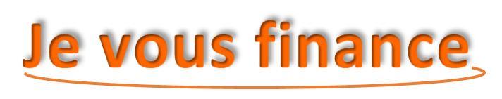 Je vous finance regroupement, rachat de crédits en ligne rapide et personnalisé